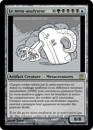 190 - Meta-analyzing creature [Untranslated]