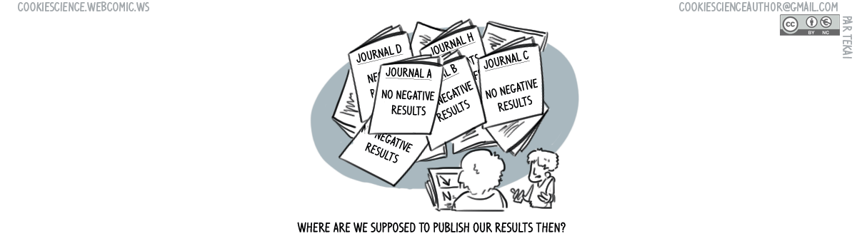 "570 - Nobody wanted our ""negative"" journals"